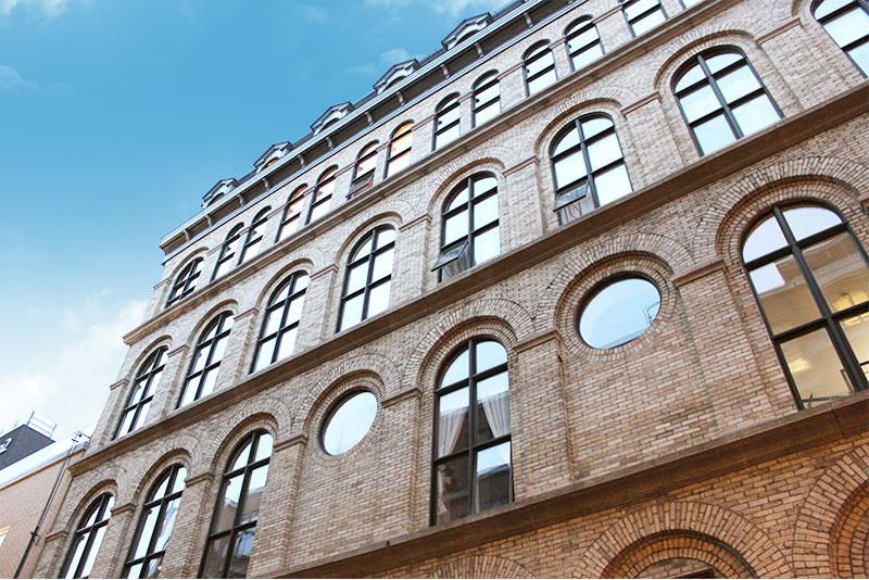 Immeuble JB Laliberté