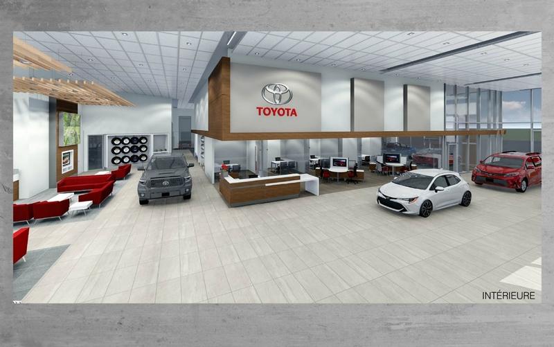 Toyota Gravel Métropolitain