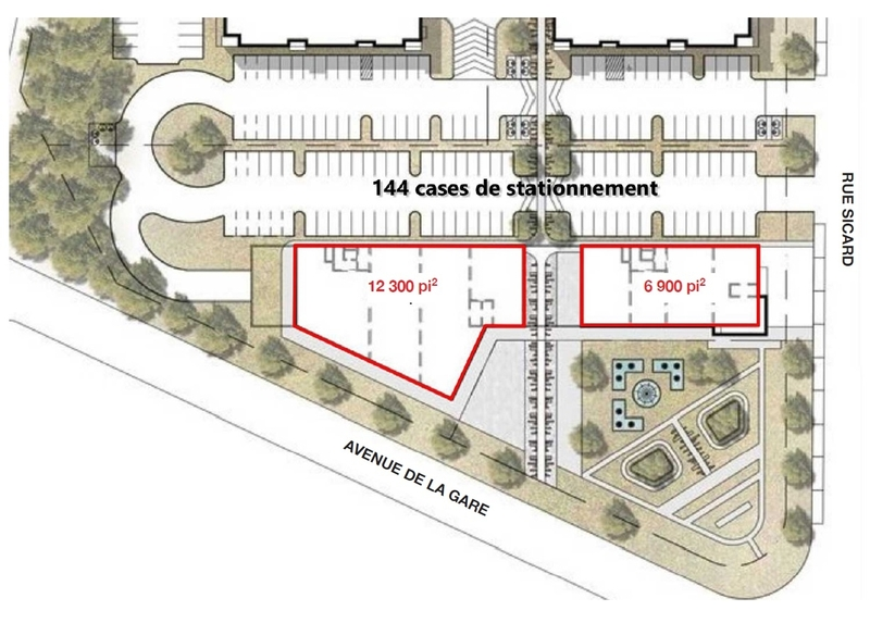 1451 avenue de la Gare - #B
